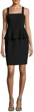 Cynthia Steffe Women's Evelyn Peplum Sheath Dress
