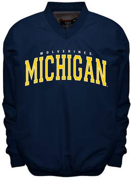 NCAA Men's Franchise Club Michigan Wolverines Members Windbreaker Pullover