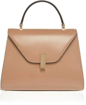 Valextra Medium Iside Leather Bag