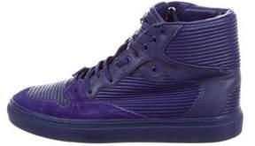 Balenciaga Cambure High-Top Sneakers