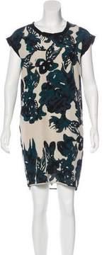 DAY Birger et Mikkelsen Silk Floral Print Dress w/ Tags