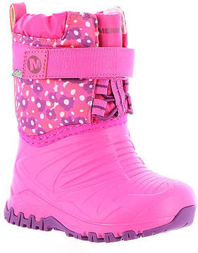 Merrell Snow Quest Lite Toddler WTRPF (Girls' Infant-Toddler)