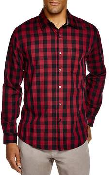 Sovereign Code Hamstead Check Regular Fit Button-Down Shirt