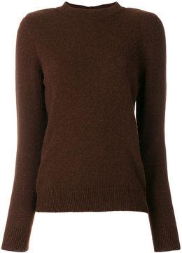 A.P.C. round neck sweater