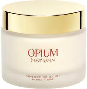 Yves Saint Laurent Opium rich body crème 200ml