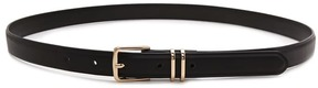 FOREVER 21 Faux Leather Skinny Belt
