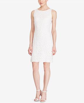 American Living Lace Shift Dress