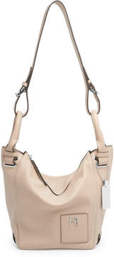 Henri Bendel Spruce Street Convertible Hobo Bucket Bag