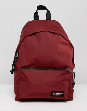 Eastpak Burgundy Orbit Sleek'r Backpack