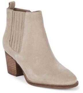 Blondo Nox Waterproof Suede Ankle Boots