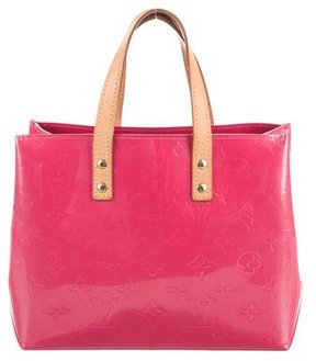 Louis Vuitton Vernis Reade PM - PINK - STYLE