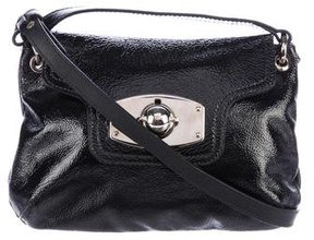 Furla Glazed Leather Crossbody Bag