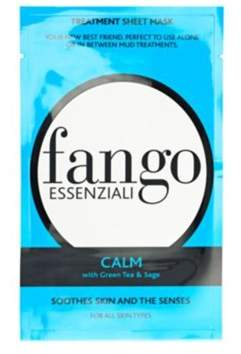 Borghese Fango Essenziali Treatment Sheet Mask, Calm.