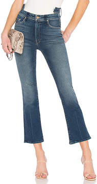 Mother The Shift Insider Ankle Jean