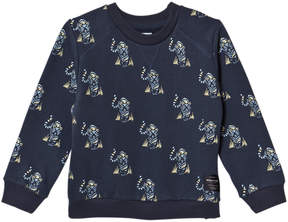 Mini A Ture Blue Nights Jian Kids Blouse