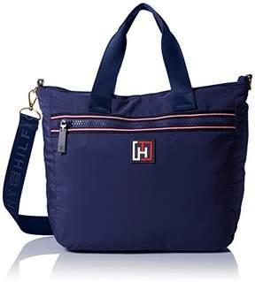 Tommy Hilfiger Nylon Large Shopper Shoulder Bag