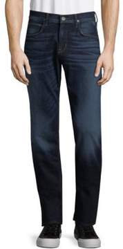 Hudson Classic Straight Jeans