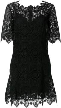 Ermanno Scervino lace mini dress