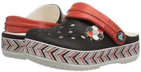 Crocs Drew X Crocband Chevron Clog Kid's Shoes