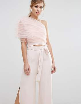 Asilio The Softer Side Crop Top