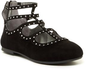 Mia Queenie Gladiator Dress Shoe (Little Kid)