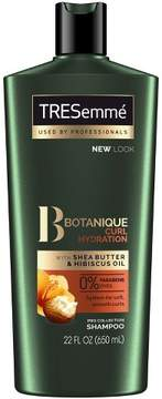 Tresemme Expert Botanique Curl Hydration Shampoo with Shea Butter & Hibiscus - 25oz
