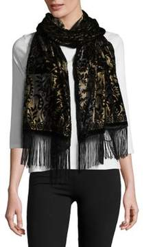 Collection 18 Fringed Scarf