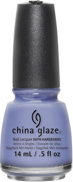 CHINA GLAZE China Glaze Secret Peri-Wink-le Nail Polish - .5 oz.