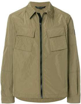 Belstaff waterproof shirt jacket