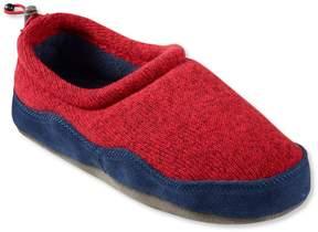 L.L. Bean L.L.Bean Sweater Fleece Slippers
