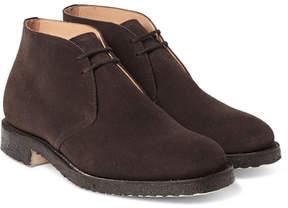 Church's Ryder Suede Desert Boots