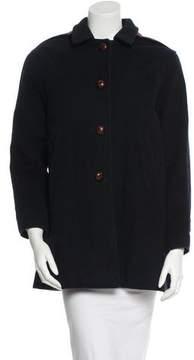 Steven Alan Hooded Wool Coat