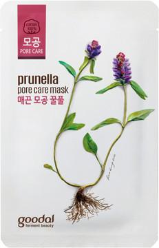 Goodal Prunella Pore Care Sheet Mask