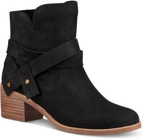 UGG Elora Block-Heel Booties