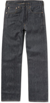 Levi's 1947 501 Shrink-To-Fit Selvedge Denim Jeans