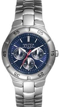 Nautica MEN'S WATCH METAL BASIC 41MM