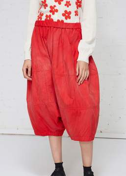 Comme des Garcons Balloon Cropped Pant