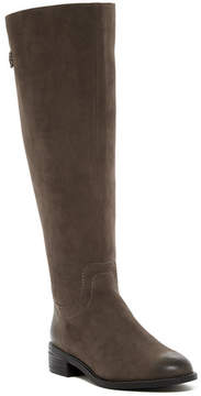 Franco Sarto Brenna Suede Tall Boot
