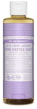 Dr. Bronner's Lavender Pure-Castile Liquid Soap - 8oz