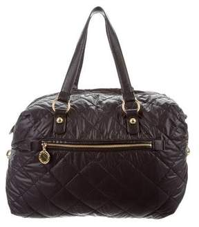 Stella McCartney Quilted Duffel Bag