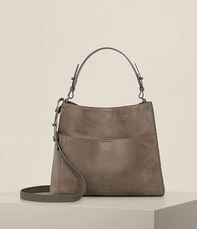 AllSaints Cooper East West Tote