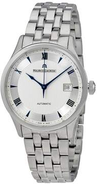 Maurice Lacroix Masterpiece Date Silver Dial Men's Watch