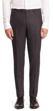 Pal Zileri Western Front Virgin Wool & Cashmere Pants