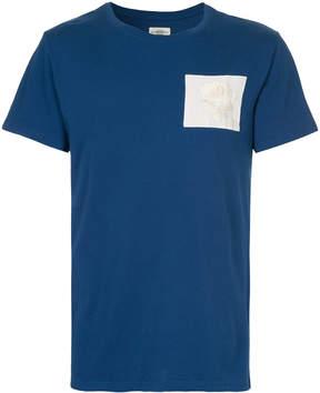 Kent & Curwen short sleeved patch T-shirt