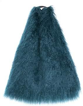 MM6 MAISON MARGIELA Faux Mongolia Fur Japanese Bag