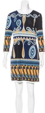 Ali Ro Printed Mini Dress w/ Tags