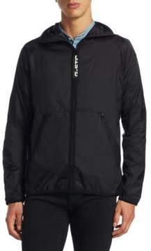 G Star Hooded Jacket