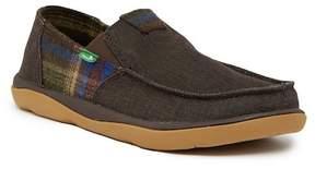 Sanuk Tripper Denim Slip-On Sneaker