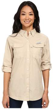 Columbia Boneheadtm II L/S Shirt Women's Long Sleeve Button Up