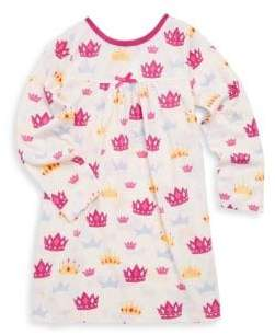 Hatley Little Girl's & Girl's Coronation Dreams Night Dress